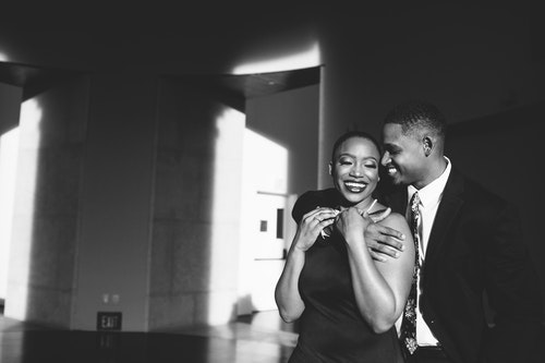 Neicy depaul engaged 89