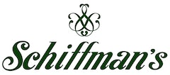 Schiffman logo with bom no addresses green